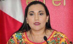 Paridad de género debe aplicarse en todo ámbito: Mayra Fabiola Bojórquez González