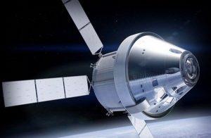 Orión, nave que llevara de nuevo al hombre a la Luna y Marte