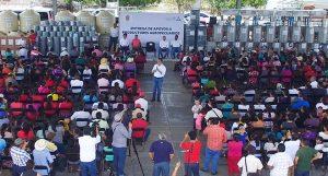 Ante recortes federales, Alejandro Moreno Cárdenas, anuncia fortalecimiento de inversión al campo