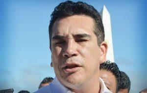 Campeche analiza con legisladores federales presupuesto 2019: Alejandro Moreno Cárdenas