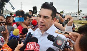 Respetaremos decisión de la SCJN: Alejandro Moreno Cárdenas