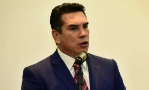 Trabajo coordinado para garantizar paz a los mexicanos: Alejando Moreno Cadenas