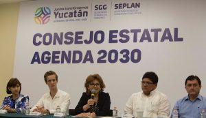 Yucatán asume compromisos rumbo al 2030