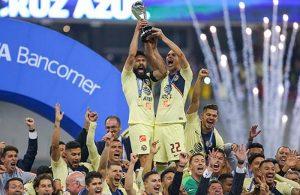 El América campeón de la Liga MX