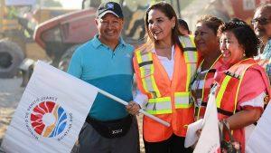 Canalizara Mara Lezama recursos para obras de drenaje