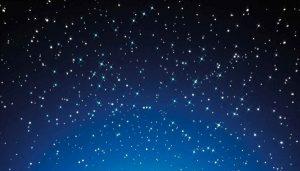 Las estrellas brillan más durante el invierno