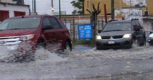 Por lluvia, en alerta Amarilla siete alcaldías de CDMX