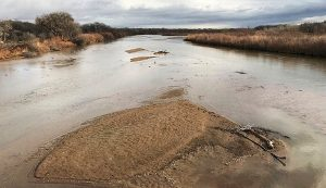 Cambio climático está secando al Río Bravo, advierten especialistas