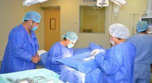 Integración de áreas médicas en el Hospital General de Especialidades estabilizan a paciente grave