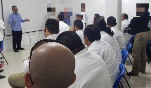 La Fiscalía General tiene el compromiso de ofrecer resultados a los quintanarroenses: Oscar Montes de Oca Rosales