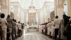 Horarios de misa en Catedral de Veracruz por Noche Buena y Navidad