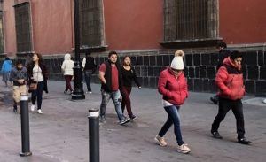 Ingresará la cuarta Tormenta Invernal de la temporada al país