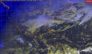 En Puebla y Veracruz se prevén lluvias muy fuertes
