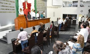 Da entrada Congreso a propuesta para expedir nueva Ley Orgánica del Poder Ejecutivo del Estado