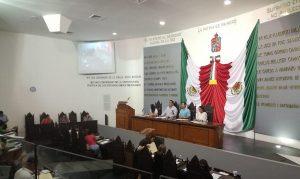 Aprueban nuevas secretarías en el Congreso de Tabasco
