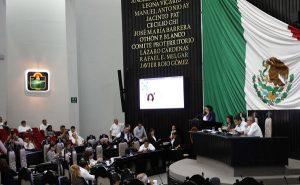 Recibe Congreso de Quintana Roo terna al cargo de Fiscal General del Estado