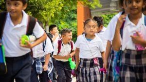 Estudiantes y docentes, listos para vacaciones decembrinas en Yucatán
