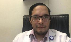 Personas con alergia deben vacunarse contra la influenza: Raúl Dorbeker