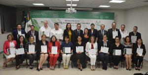 Entrega UJAT Mérito Académico y Científico 2018