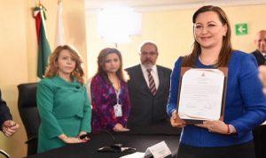 Ratifica Tribunal Electoral triunfo de Martha Erika en Puebla