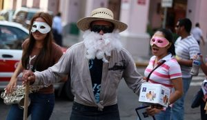 Invitan a despedir el año en «Los Portales» de Veracruz, estará el tradicional «Viejo»