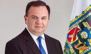 Jesús Rodríguez Almeida asume como gobernador interino en Puebla