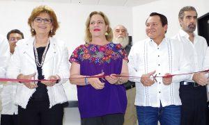 Inauguró Josefa González Blanco, Titula de SEMARNAT, oficinas de la secretaria en Mérida