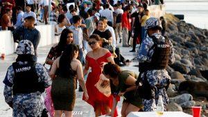 """A las 4:00 de la mañana inicia el operativo """"Nuevo Amanecer"""" en el Puerto de Veracruz"""