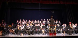 Lunas Navideñas brillan con la Banda Sinfónica de Yucatán