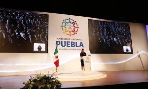 Trabajaremos por la igualdad social en Puebla: Martha Erika Alonso
