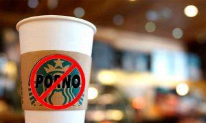 Starbucks no permitirá ver porno desde su red Wi-Fi