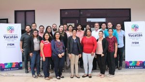 Yucatán y Cuba intercambian experiencias y buenas prácticas de emprendimiento