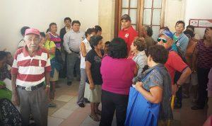 Sin aguinaldo cientos de trabajadores del Ayuntamiento de Campeche