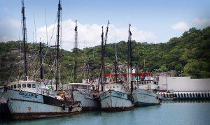Buscan reactivar industrias camaronera y petrolera en Campeche