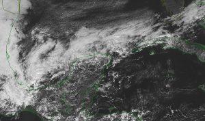Se pronostica recuperación en las temperaturas y bajo potencial de lluvias península de Yucatán