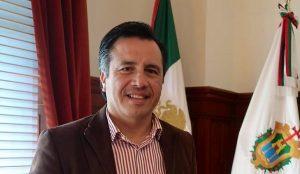 Gobernador de Veracruz lamenta muerte de Martha Erika y Moreno Valle