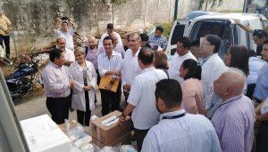 Se vigilarán hospitales de Tabasco con cámaras de seguridad: Adán Augusto López Hernández