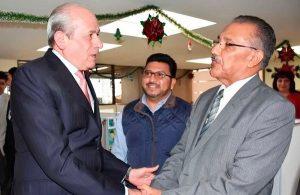 AMLO designa a Fernández Fassnacht como nuevo director del Tecnológico Nacional