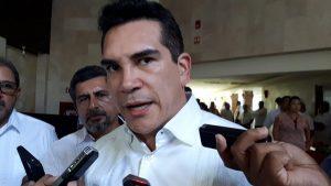 Asume el nuevo gobernador de Tabasco, un gran reto: Alejandro Moreno Cárdenas