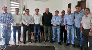 Autoridades revisan temas de seguridad en Tenosique
