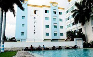 Campeche a un 35 por ciento de ocupación hotelera