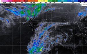 Se prevé un marcado descenso de temperatura en el noroeste y el norte de México