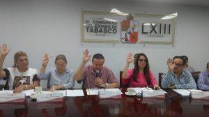 Elegirá Congreso nuevo titular de la FGE en Tabasco