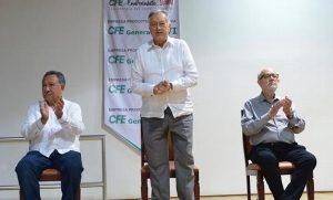 Nombra Manuel Bartlett a nuevo gerente de Laguna Verde y de Ciclo Combinado en Dos Bocas