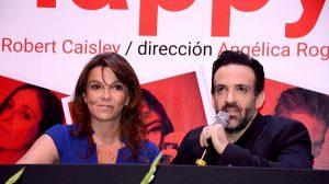 Esposo de Mariana Garza confirma que es bisexual y que se están divorciando