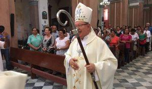 Todo listo para la sucesión de Obispo de Veracruz; asistirán tres cardenales: Obispo Luis Felipe