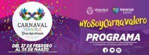 Carnaval de Veracruz 2019 tendrá fiesta, arte y cultura