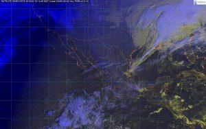 Se prevé ambiente de muy frío a gélido en el norte, el noreste, el oriente y el centro de México