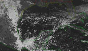 Influencia de Frente Frío 25 favorecería un nuevo descenso en las temperaturas en la península de Yucatán