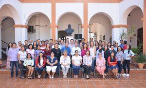 Se imparte curso taller sobre las 5's japonesas a trabajadores de la UJAT